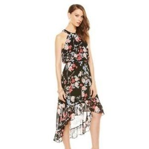 Elle Floral Maxi Hi-lo Dress Sz XL